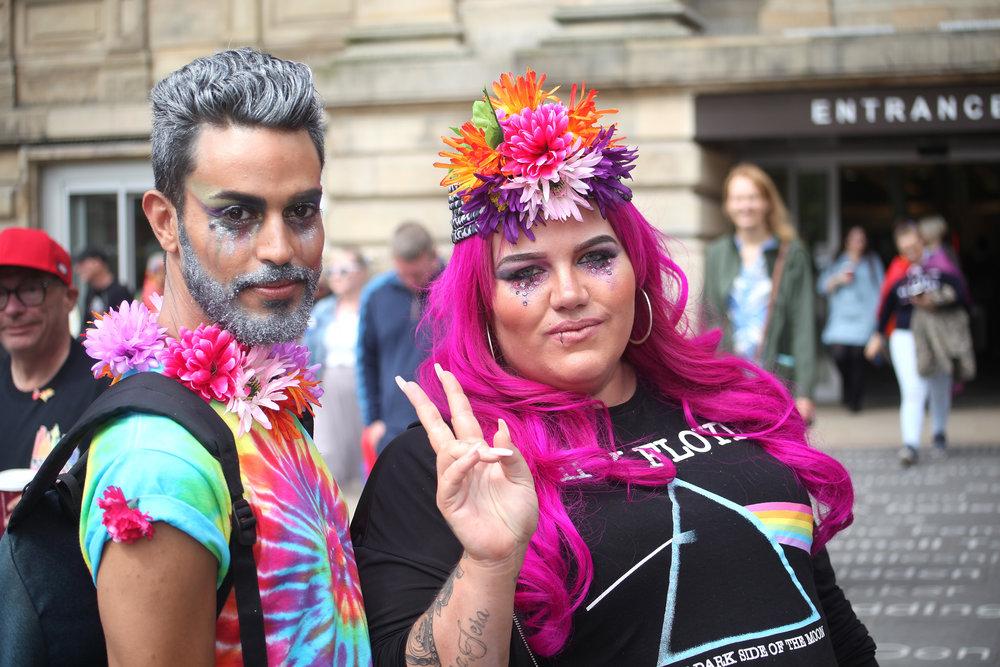 Liverpool Pride 2017, David Munn
