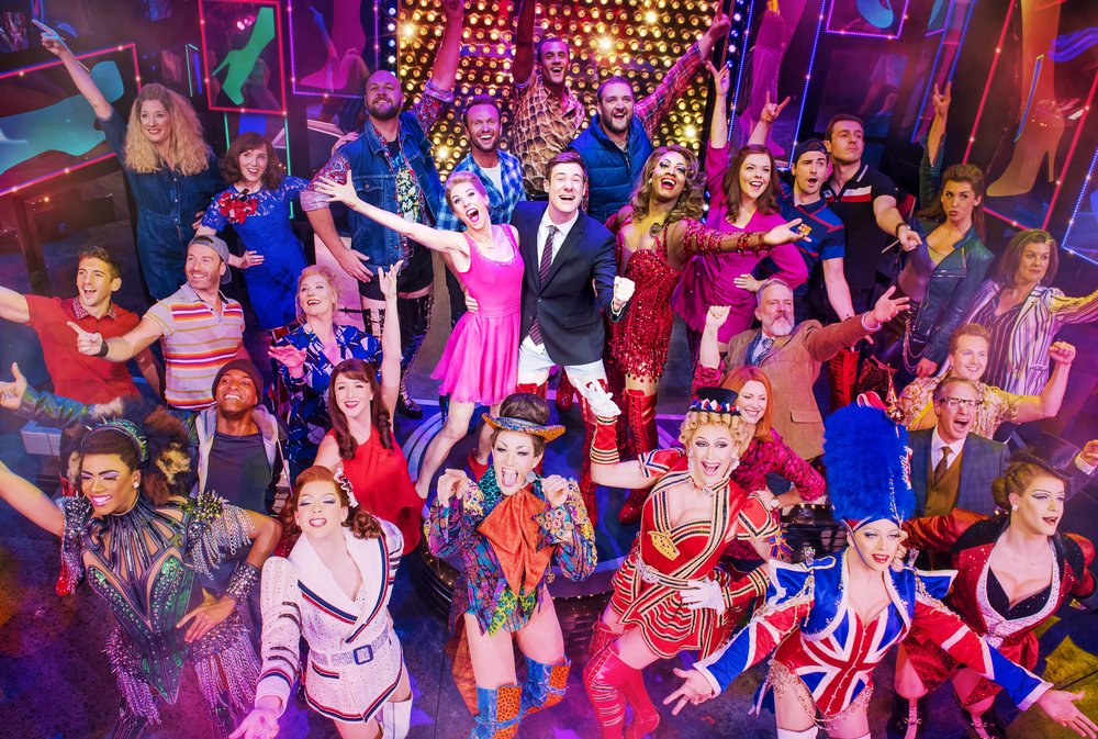 The cast of the UK Tour of Kinky Boots will perform at Liverpool Pride