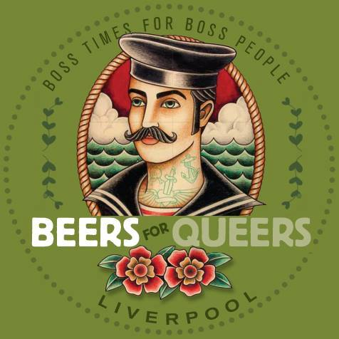 Beers for Queers - Monthly Social for the LGBTQ+ community and their fabulous friends and family ALL WELCOME at District, Baltic Triangle, Liverpool every first Thursday of the month.Beers For Queers will be doing a Pride Special DJ Set for us at the Cabaret tent!CLICK FOR MORE
