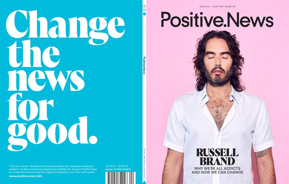 Positive News Magazine #Inspiration