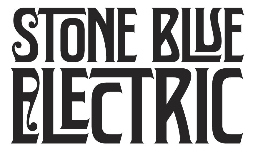 Stone Blue Electric