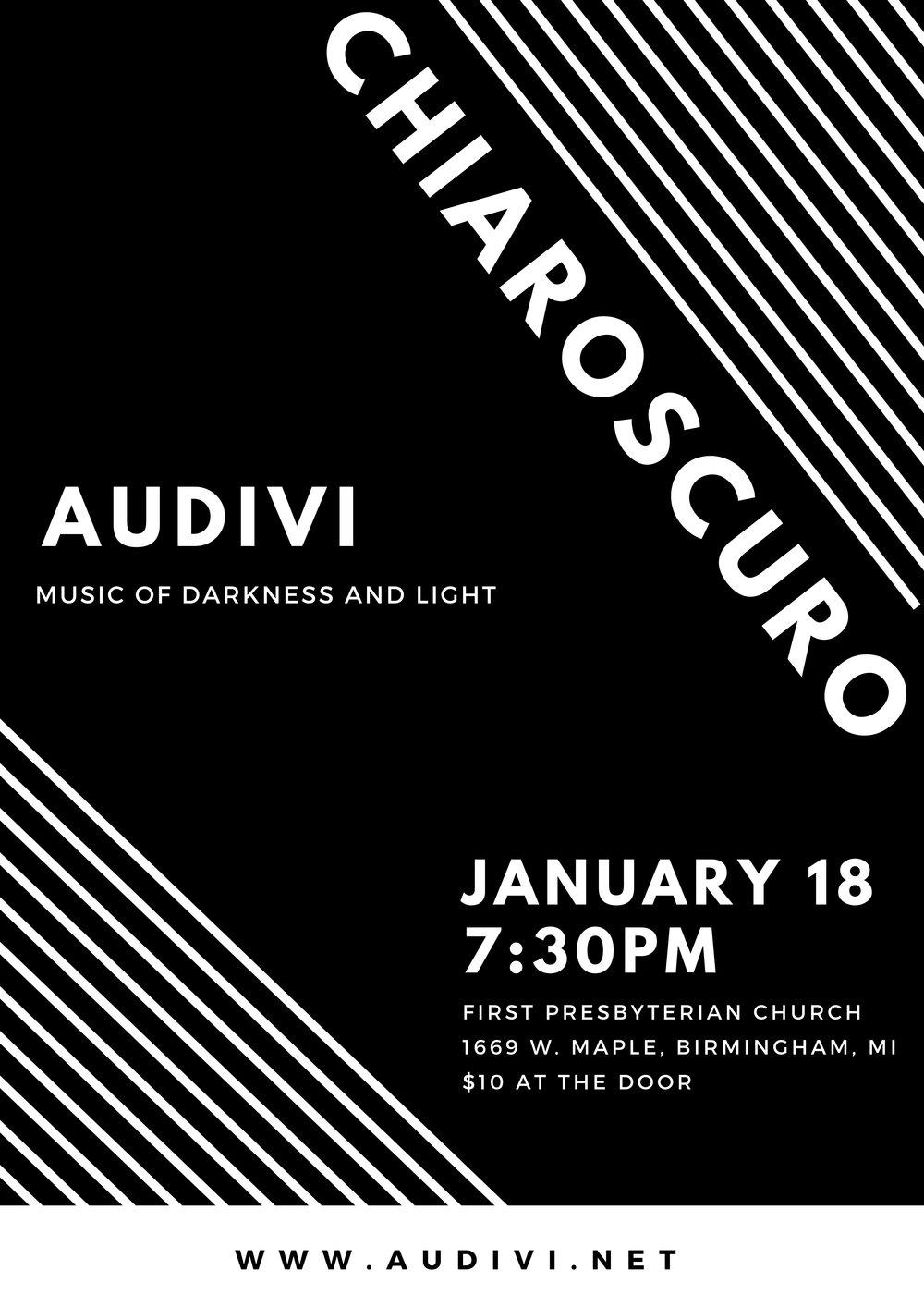 Chiaroscuro poster (black).png