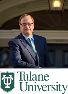 JAMES STOFAN Vice President for Alumni Relations, Tulane University