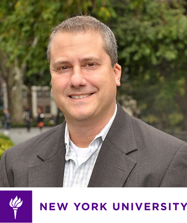 BRIAN PERILLO Associate Vice President, Alumni Relations and Annual Giving, New York University