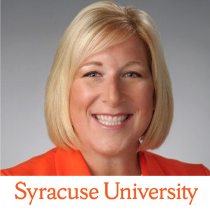 SUE BALLARD Vice President for Alumni Engagement, Syracuse University