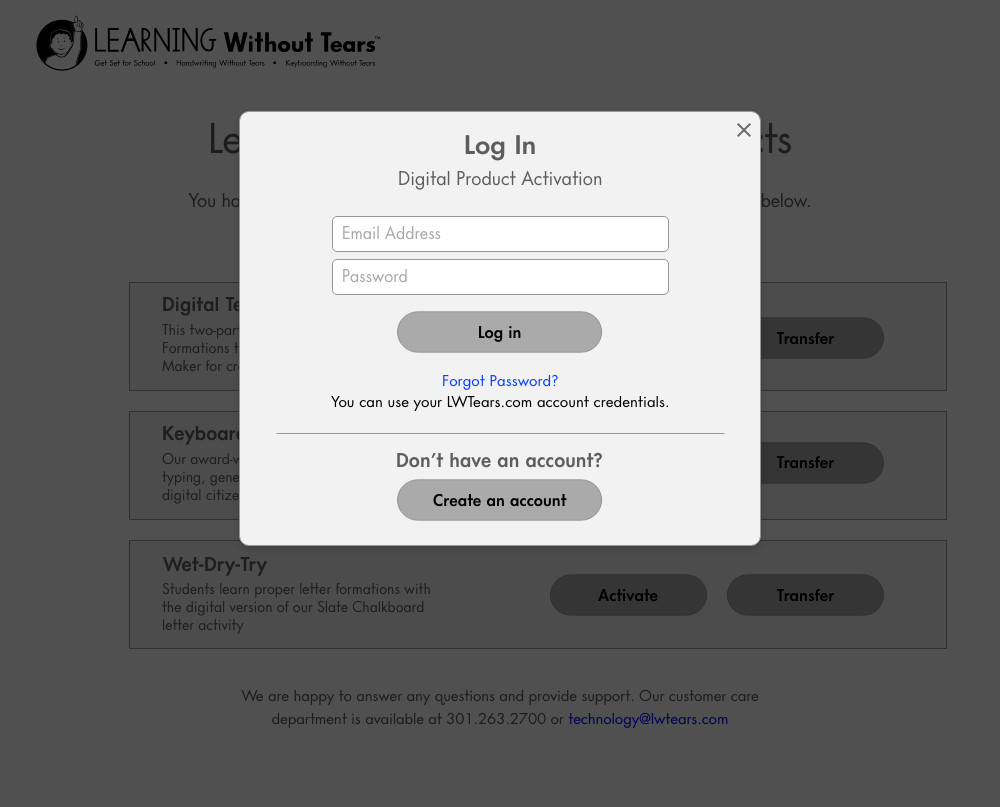 Digital Fullfill Landing Page - Main Modal Window.png