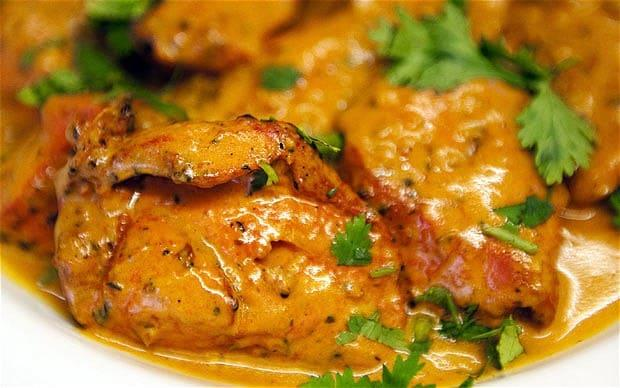 Indian Authentic Chicken Curries -