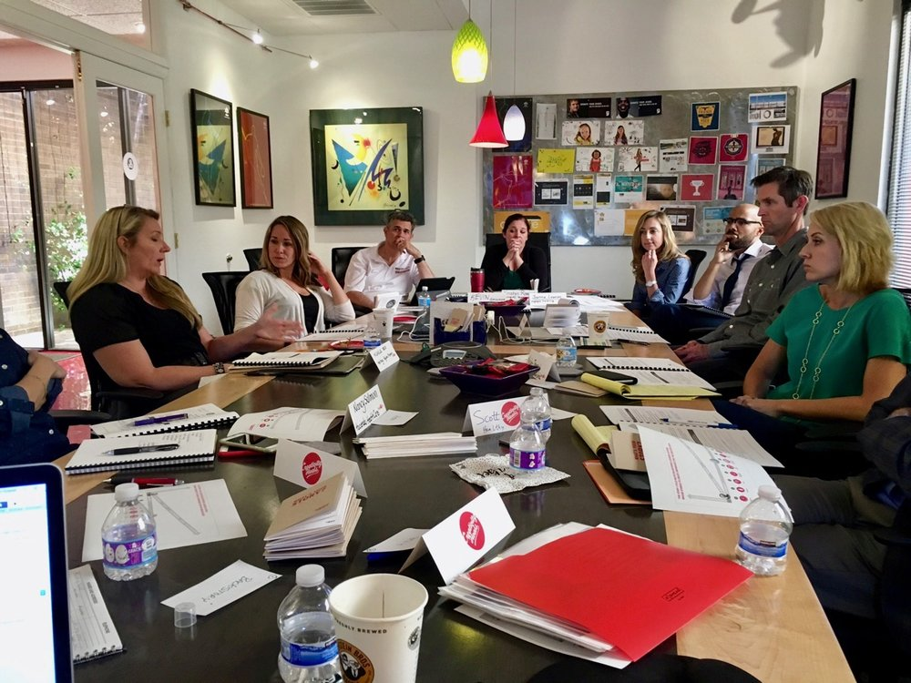 Park will host your team at the Business of Story in Phoenix, AZ.