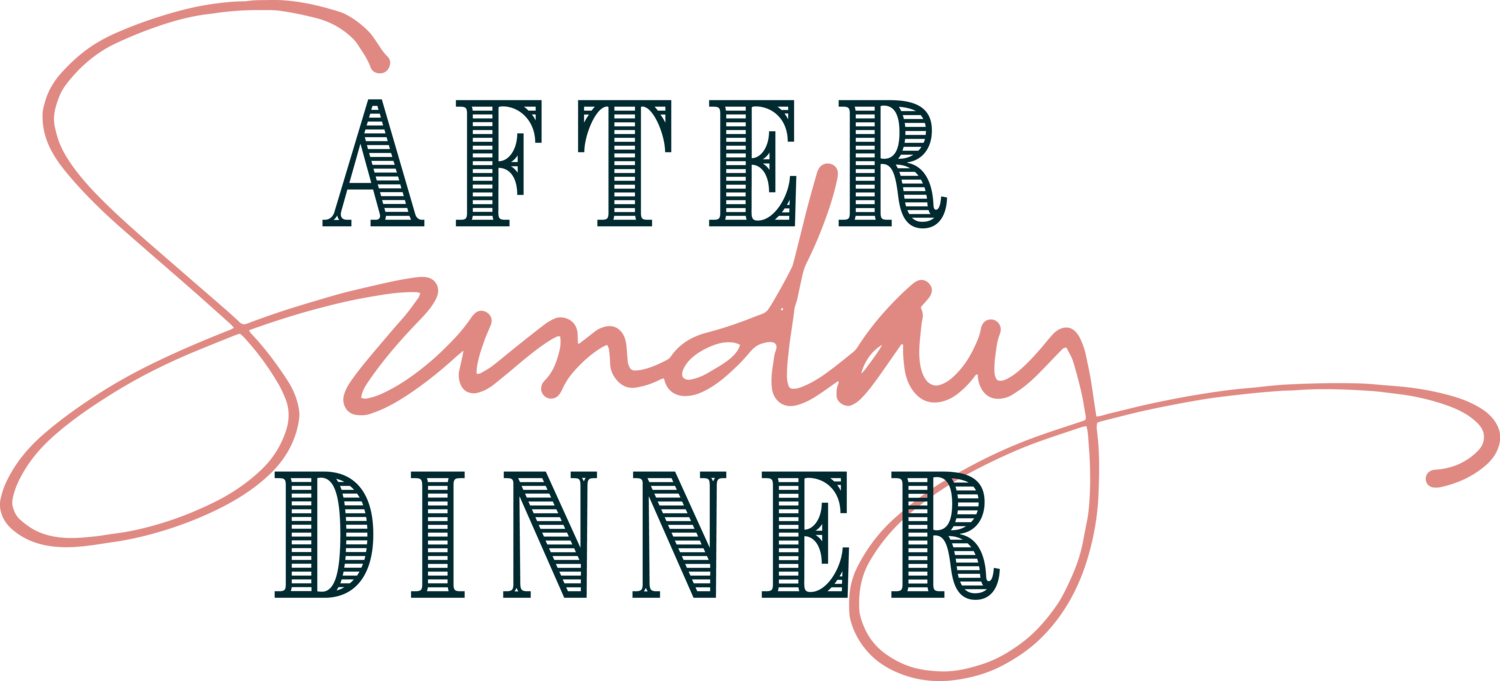 After Sunday Dinner | Atlanta Lifestyle Blogger | Written by Jewel Hazelton