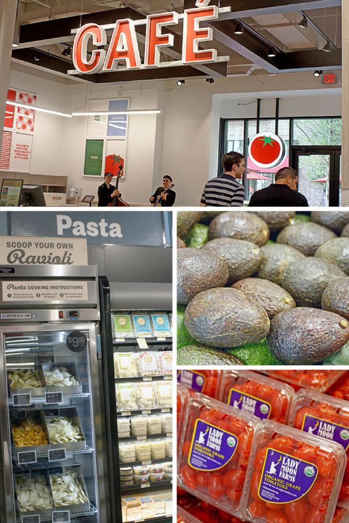 Earthfare Grocery Store