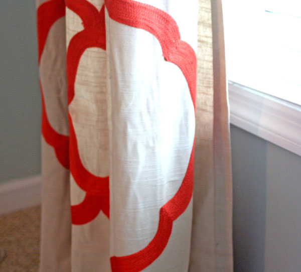 Target Threshold Fretwork Curtains