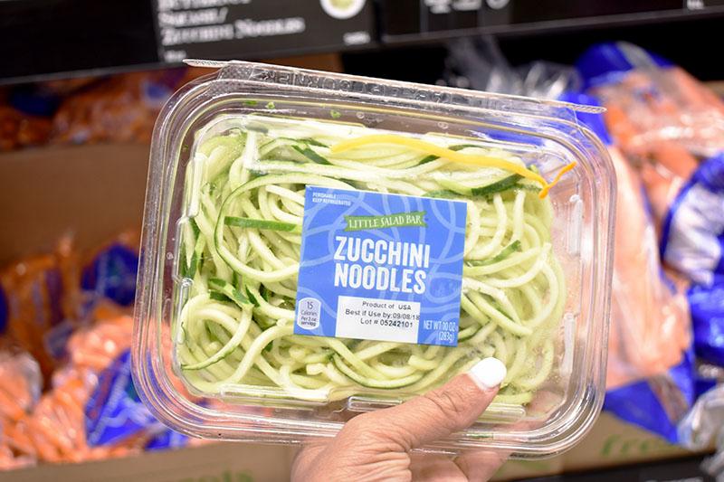 Aldi Zucchini Noodles