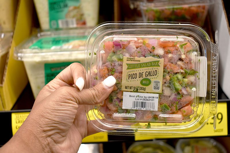 Aldi Pico de Gallo