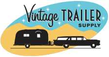 Get the parts you need for your own restoration at Vintage Trailer Supply