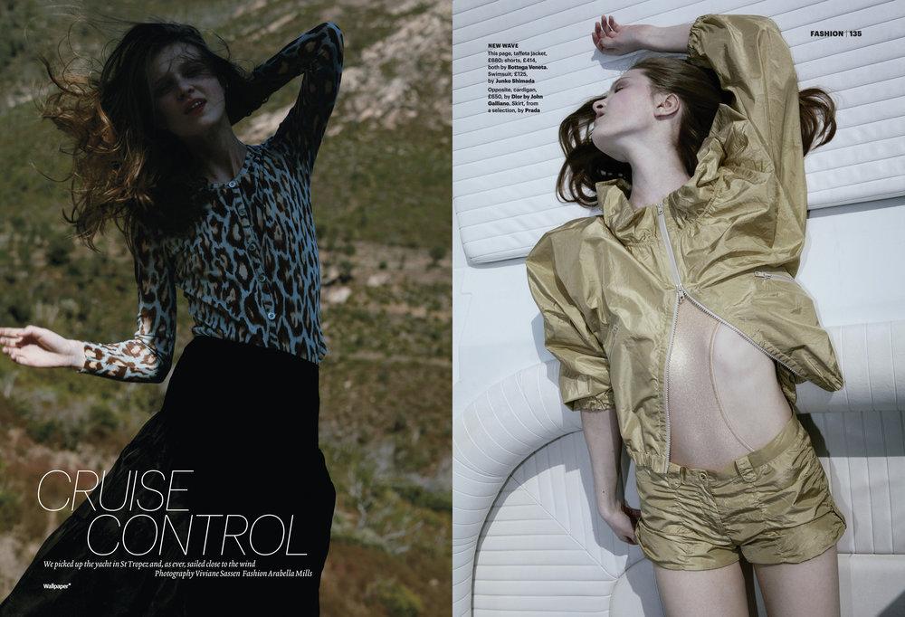 WALLPAPER - Viviane Sassen - CRUISE CONTROL 1