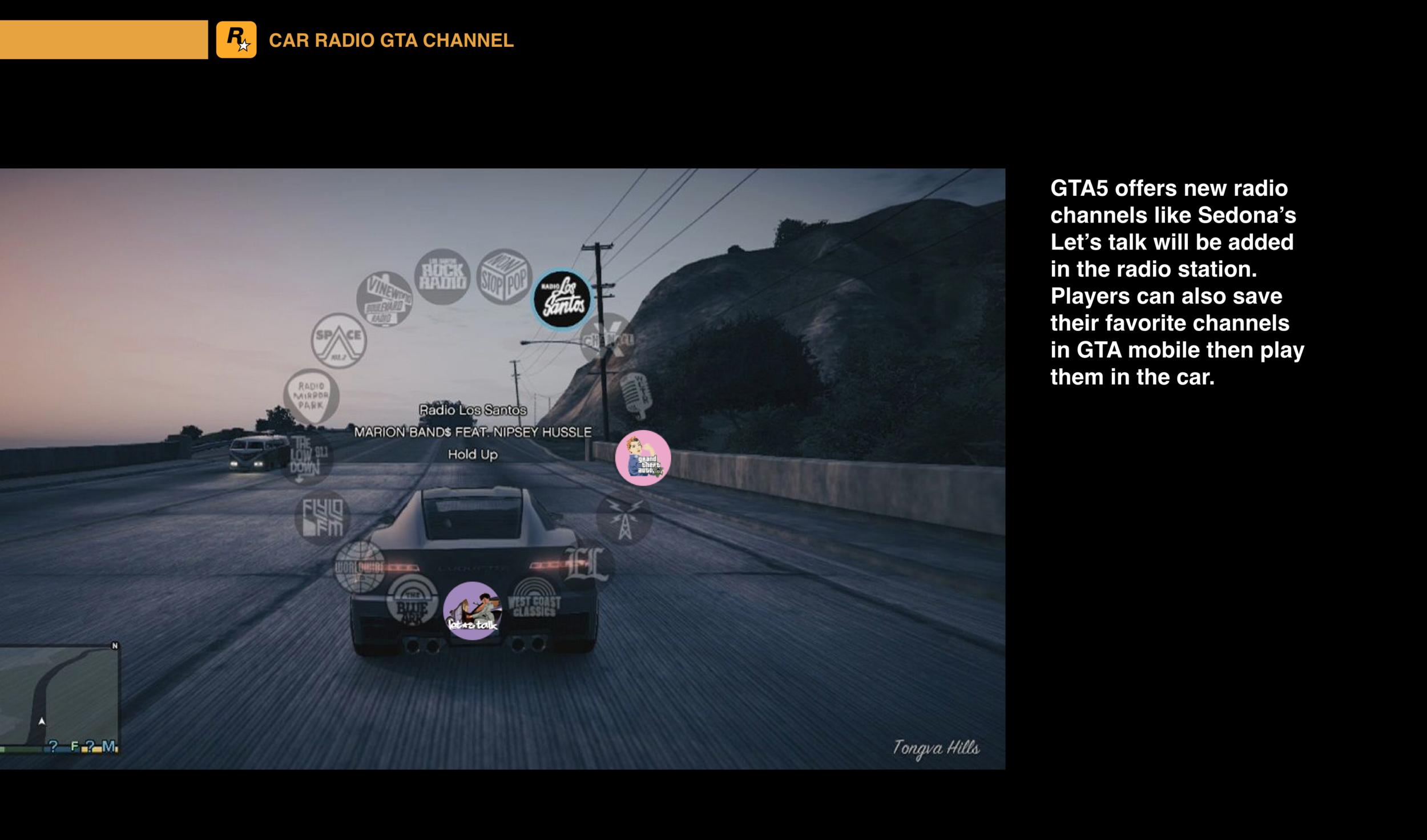 gta 5 radio los santos hold up