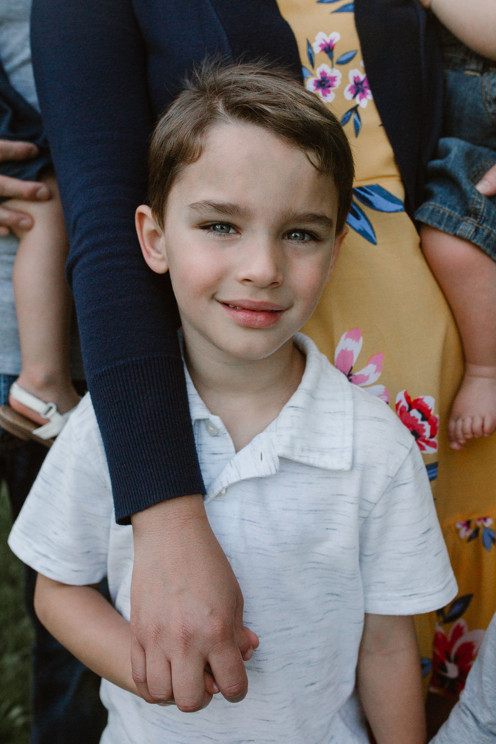 lifestyle portrait of a boy at bles park in ashburn virginia