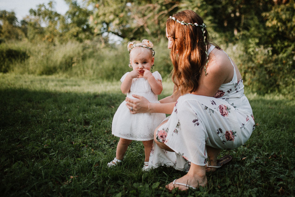 mother daughter toddler family lifestyle photography Marti Austin Photography Rust Nature Sanctuary Leesburg Loudoun Virginia
