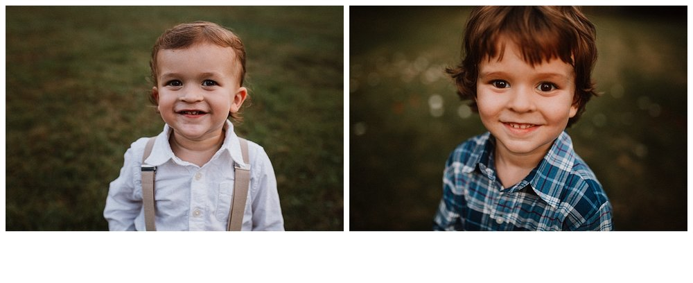 brothers siblings portraits autumn fall golden hour Cabells Mill Ellanor C Lawrence Chantilly Fairfax Virginia Lifestyle Documentary Family Marti Austin Photography