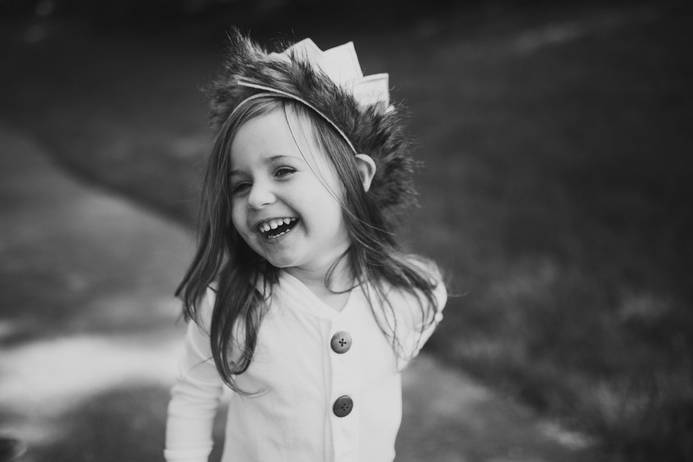 Black and white toddler costume Halloween Where the Wild Things Are Max Ashburn Loudoun Virginia Lifestyle Documentary Family Marti Austin Photography