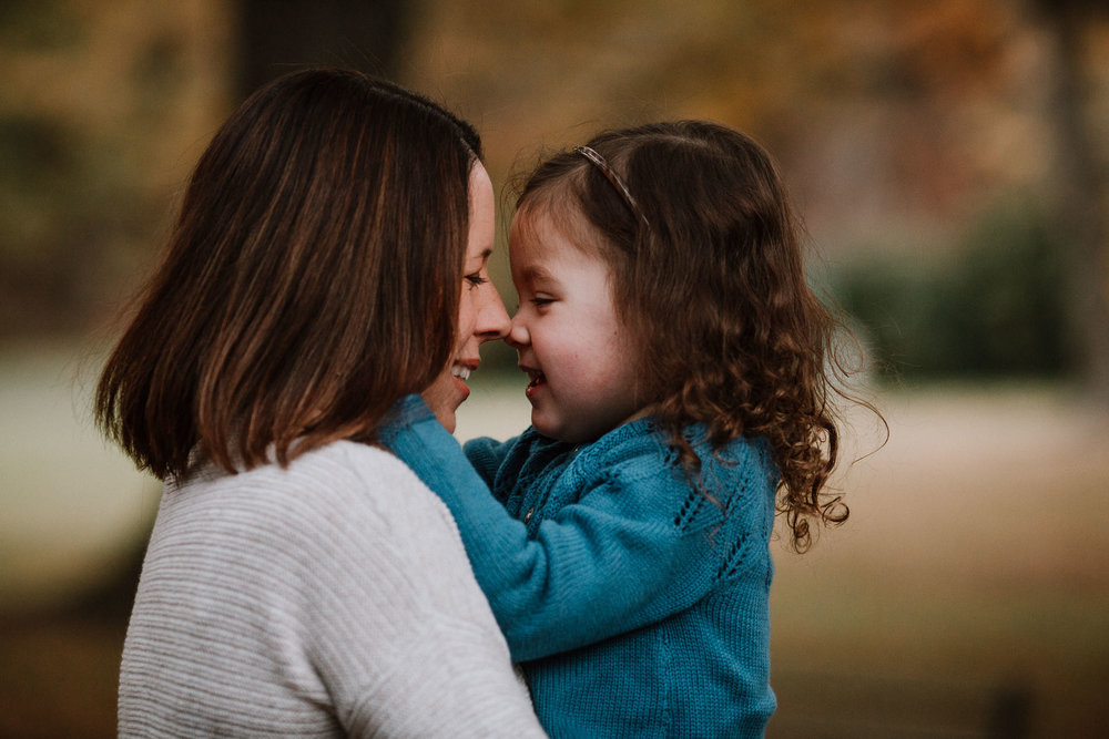 mother daughter laugh smile family fall autumn lifestyle documentary Morven Park Leesburg Loudoun Virginia Marti Austin Photography