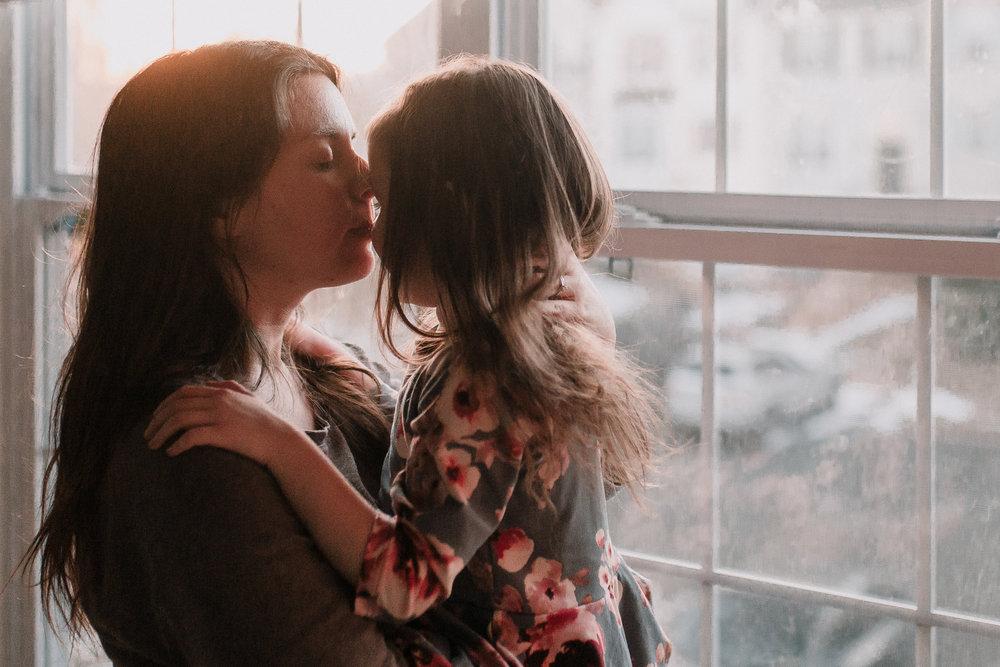 mother daughter childhood girl lifestyle documentary Ashburn Virginia Marti Austin Photography