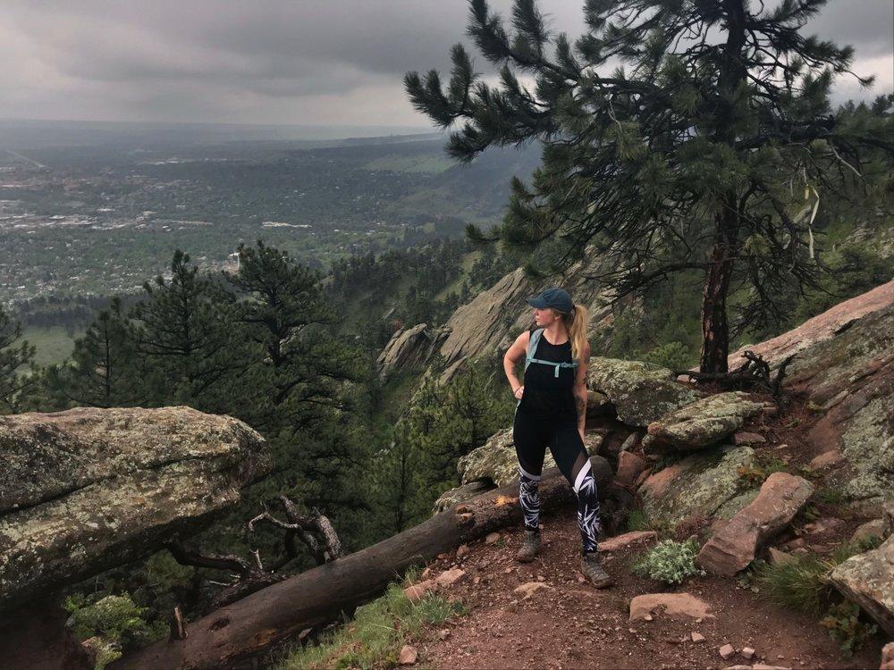 Mount Sanitas and Sanitas Valley, Boulder, Colorado -