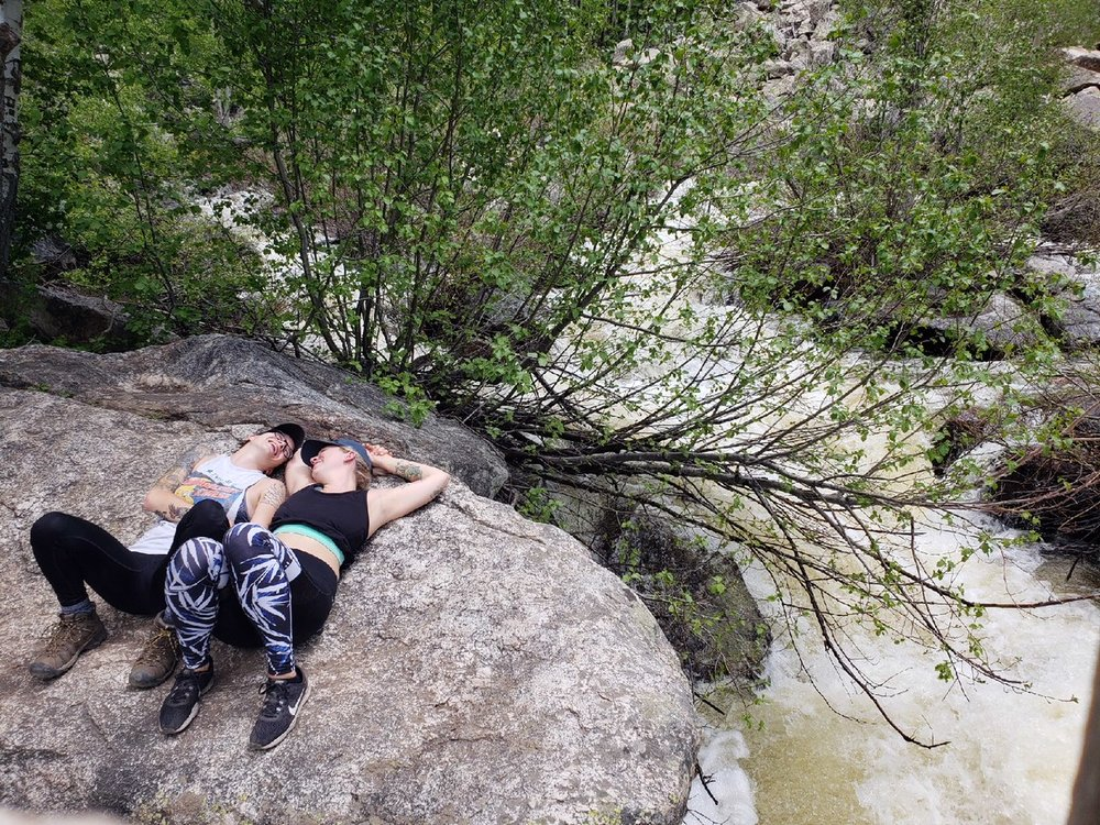 Fish Creek Falls, Steamboat, Colorado -
