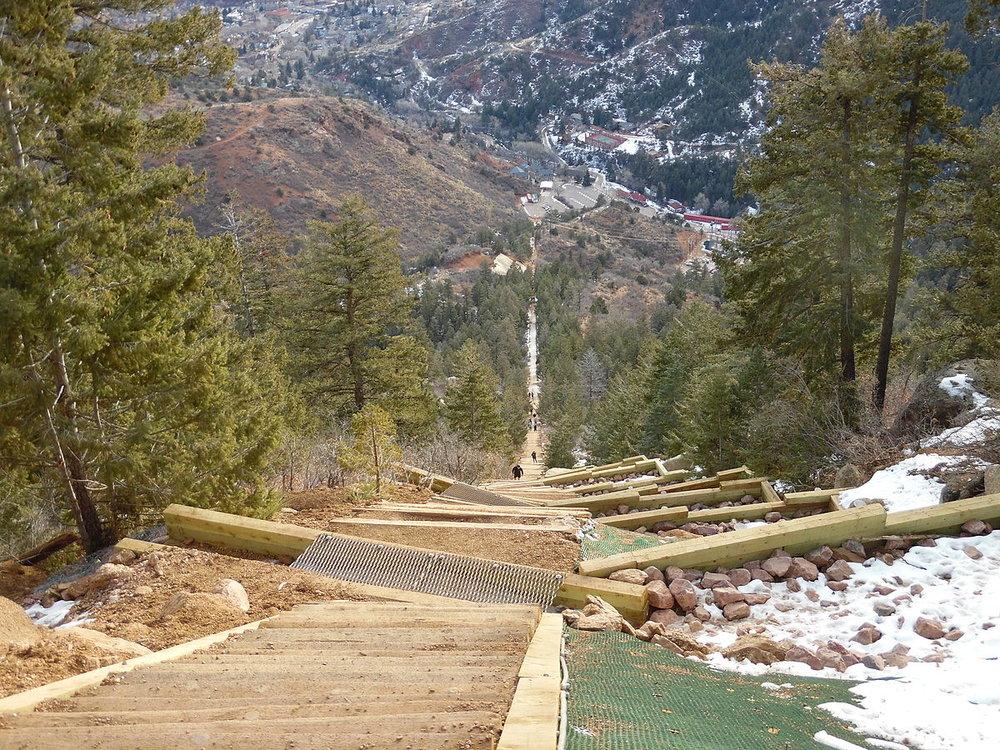 The Incline, Manitou Springs, Colorado -