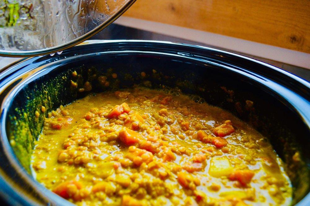 butternut curry