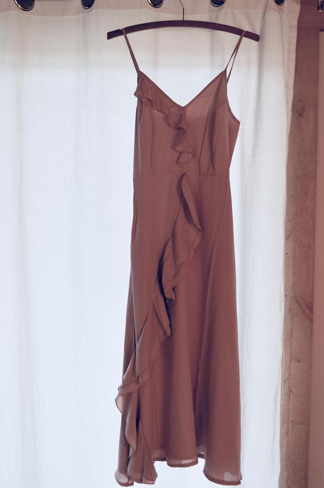 pretty slip dress