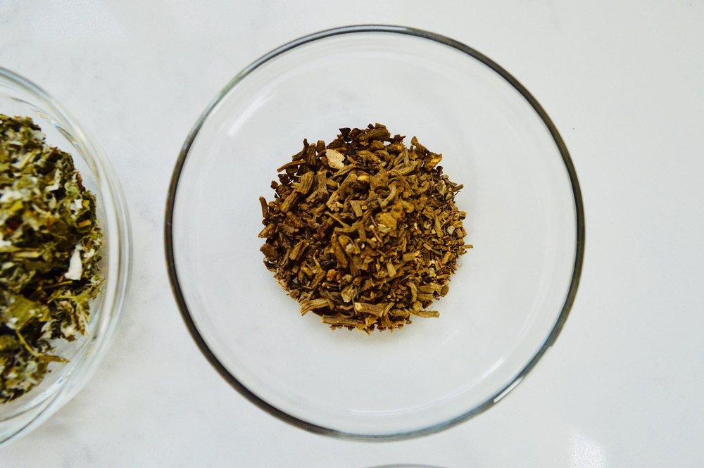 valerian, self care, sleep, anxiety, herbal tea