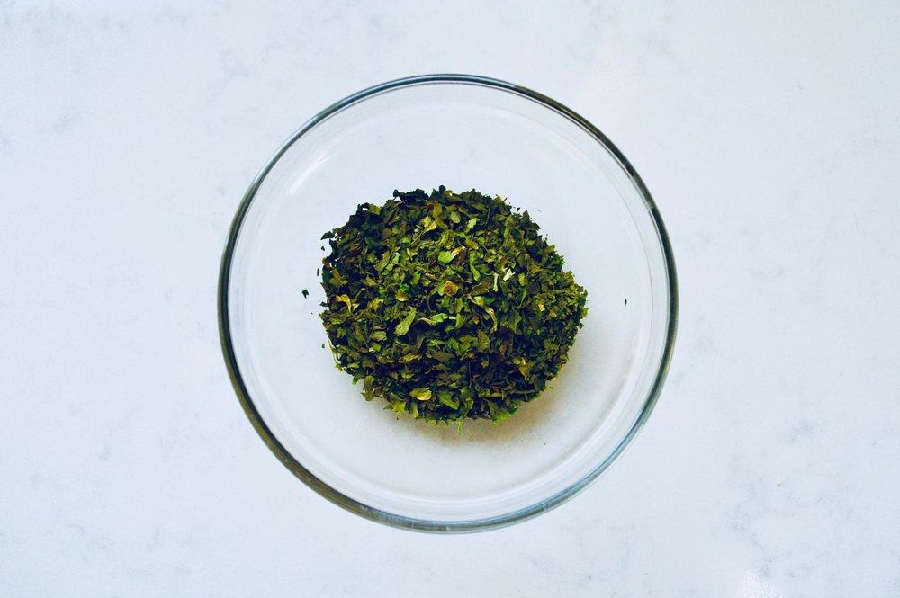 parsley, herbs, homemade, vegan, plant based, vegetarian, farm fresh