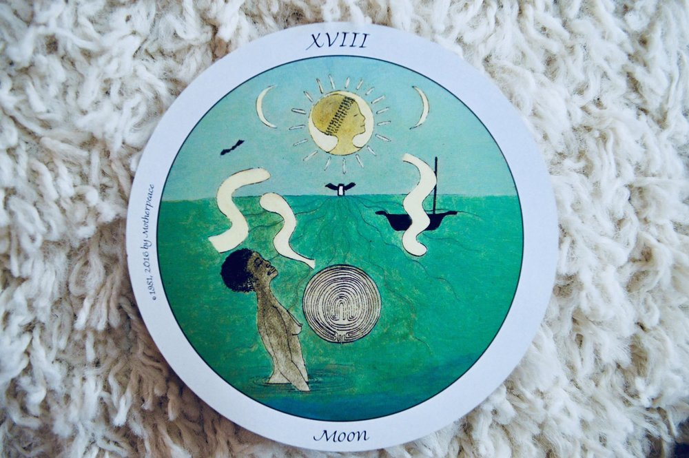 #ibelieveher, worthiness, the moon tarot, feminism, still i rise, for my daughter