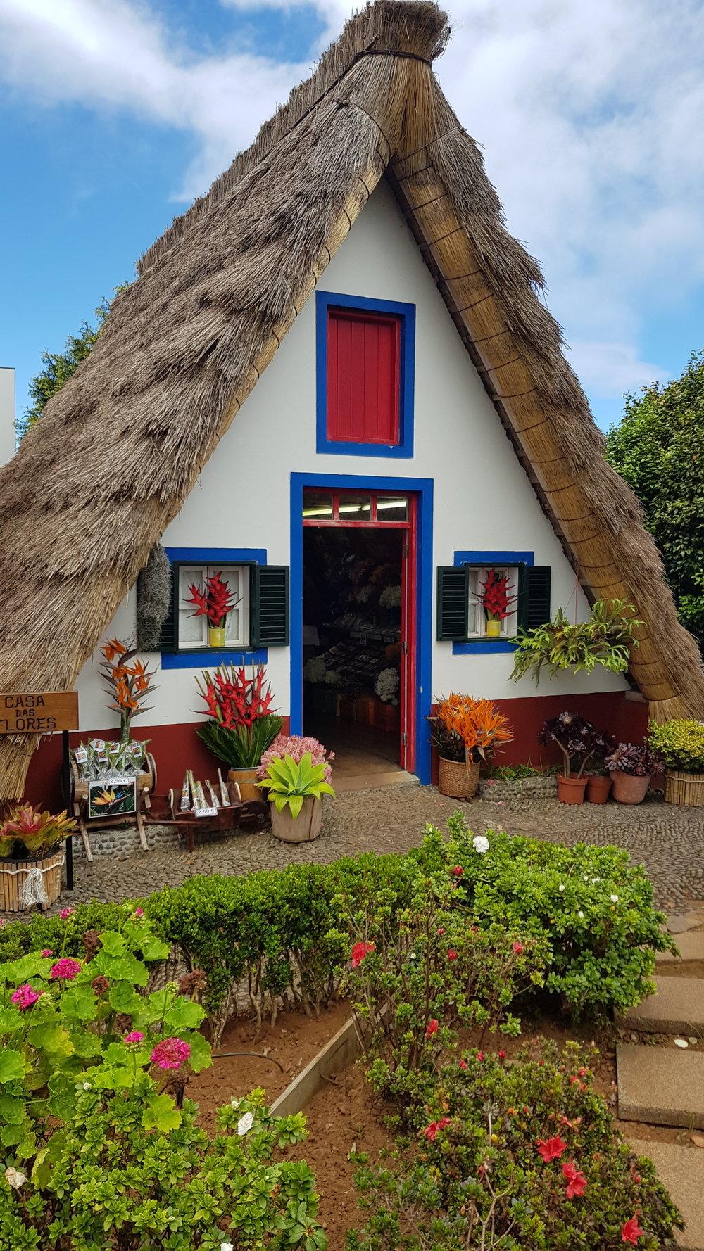 Tellement jolies et colorées, ces petites maisons sont adorables !
