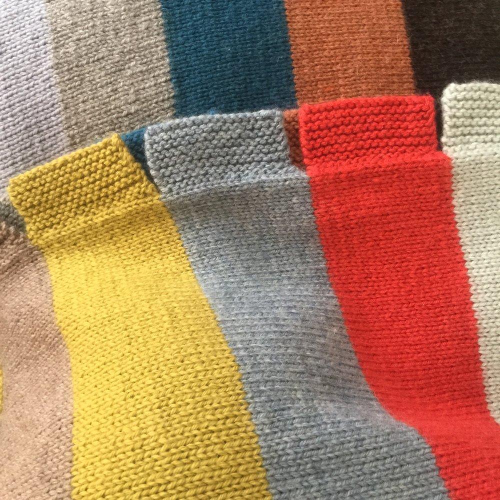 Rex's Baby Blanket