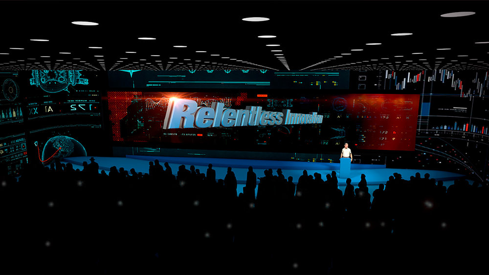 From corporate ballrooms, to museum theaters, to the trade show floor, EW4D's holographic staging technology can take your imagination anywhere.
