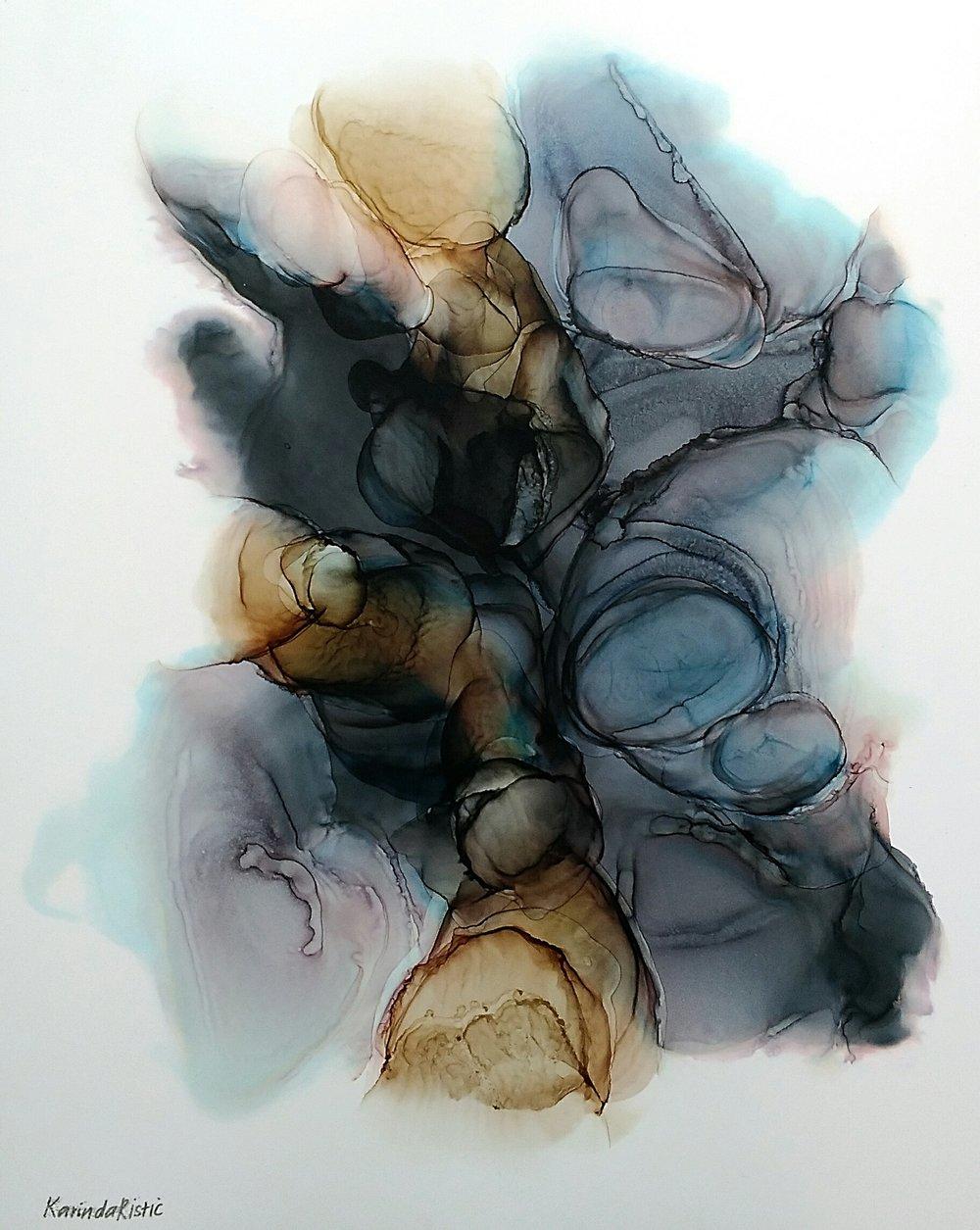 Flow (11 x 14 in)