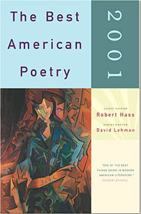 Best American Poetry 2001   Scribner, 2001