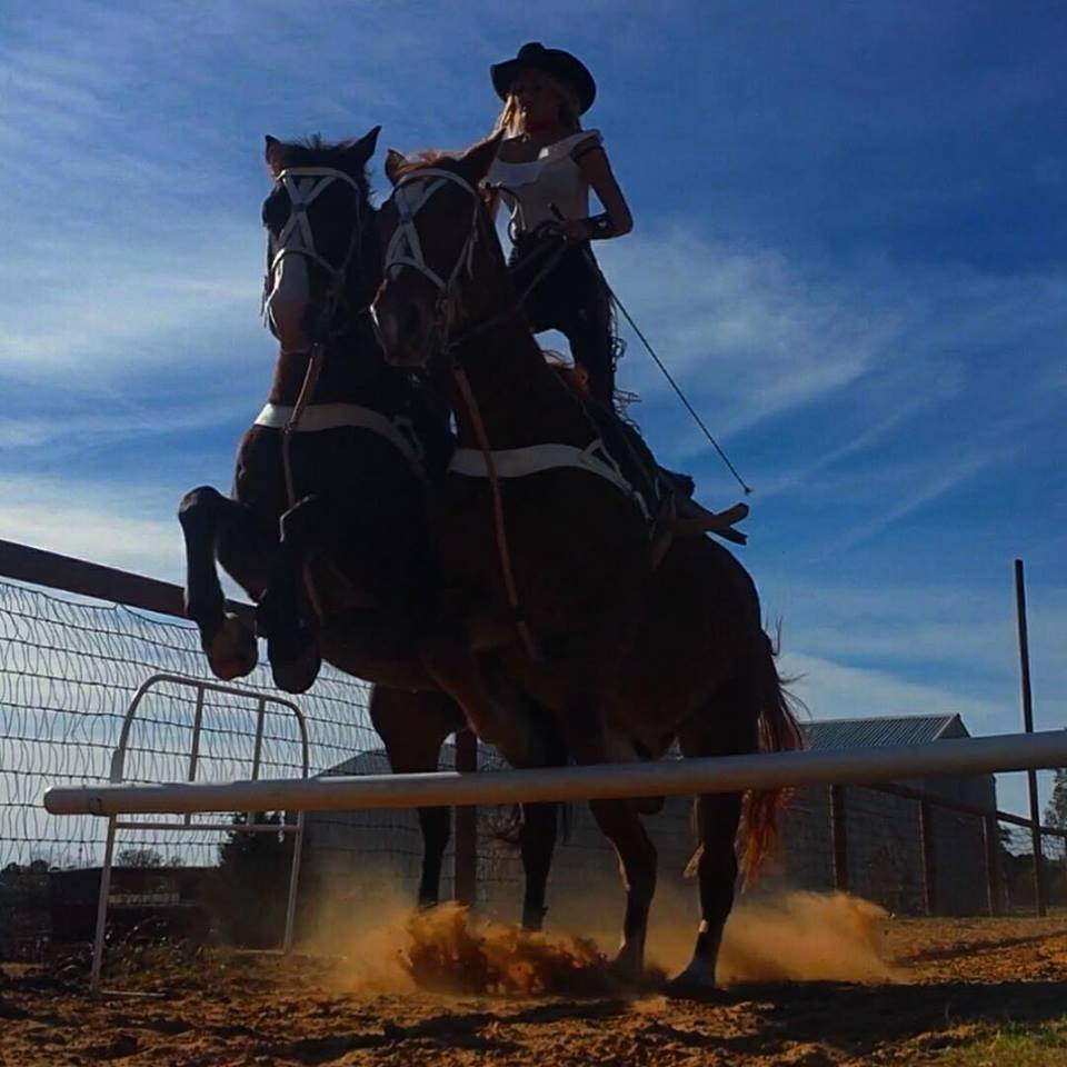 chelsea fisher roman riding