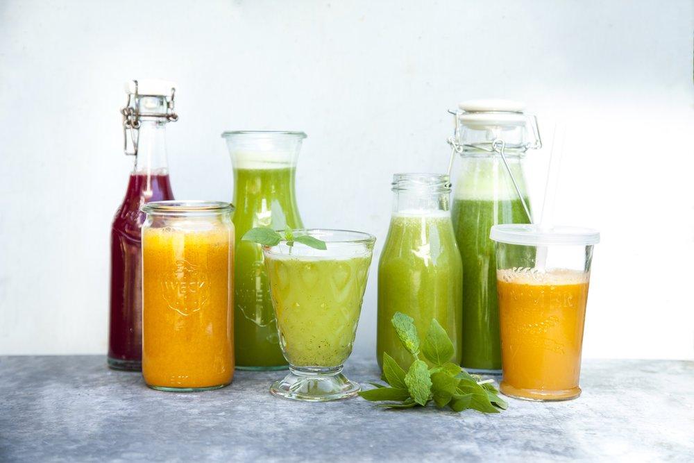 Test dig selv - har du brug for en juicekur