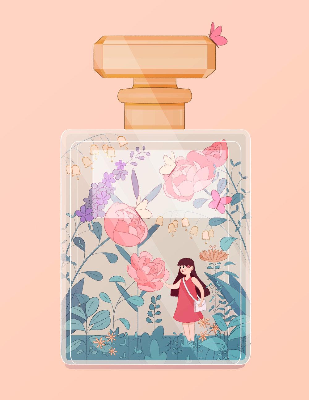 power of perfume