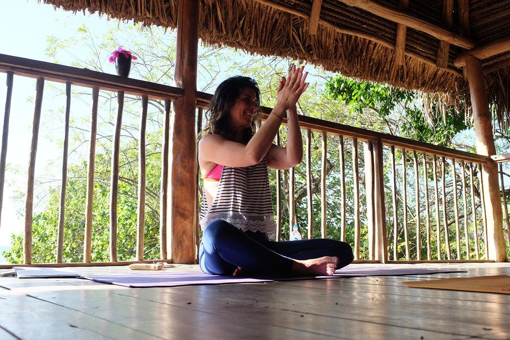 Yoga Ecological Sustainability Tropical Beach Cleanup Retreats Panama Brazil 2.jpg