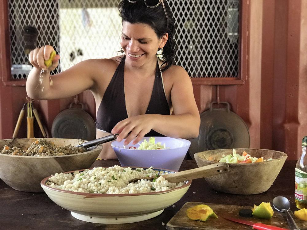Yoga Ecological Sustainability Tropical Beach Cleanup Retreats Panama Brazil 5.jpg