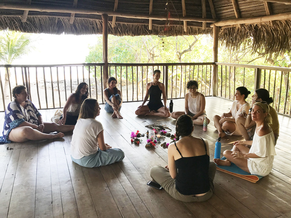 Yoga Ecological Sustainability Tropical Beach Cleanup Retreats Panama Brazil 6.jpg