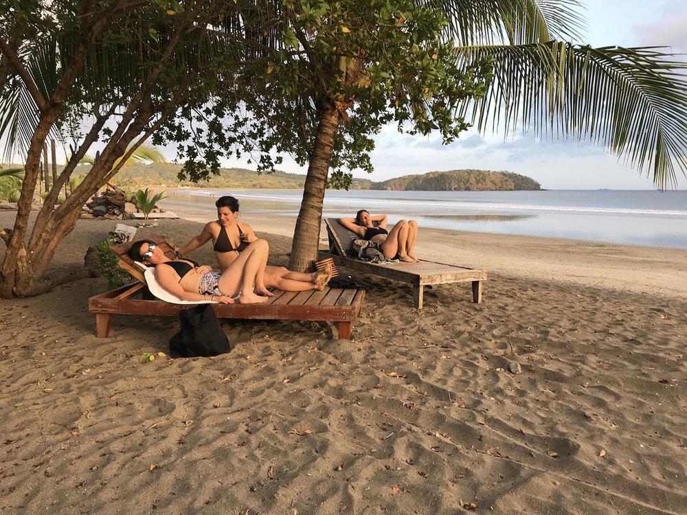 Yoga Ecological Sustainability Tropical Beach Cleanup Retreats Panama Brazil 9.jpg