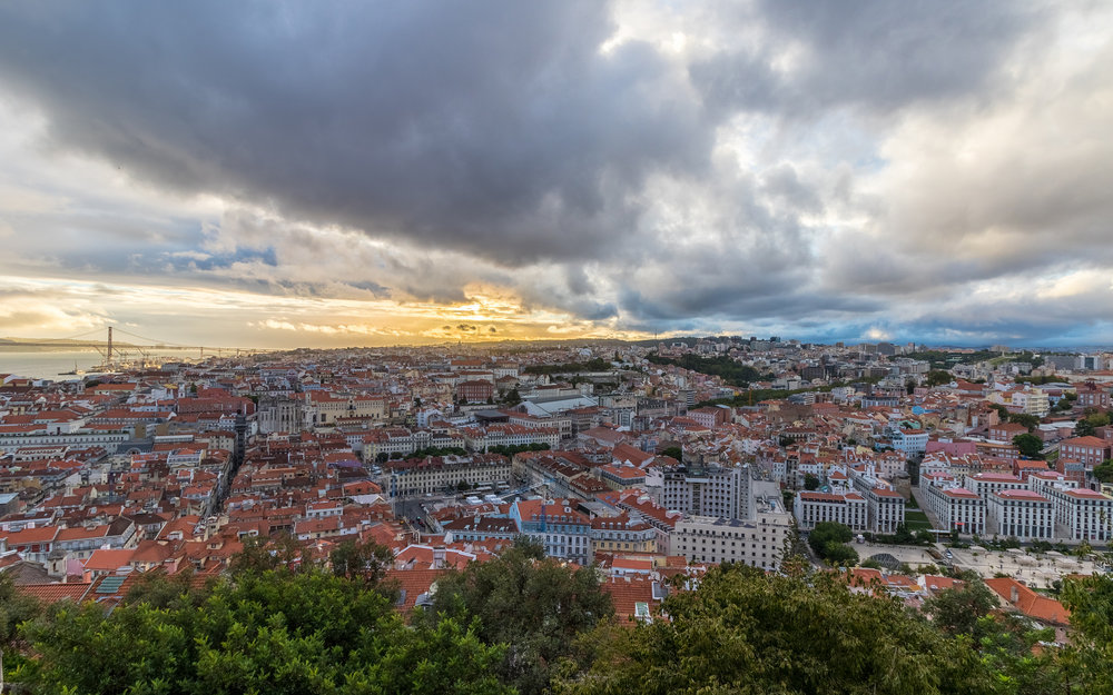 Beautiful Lisbon City. Photo by  Markus L.