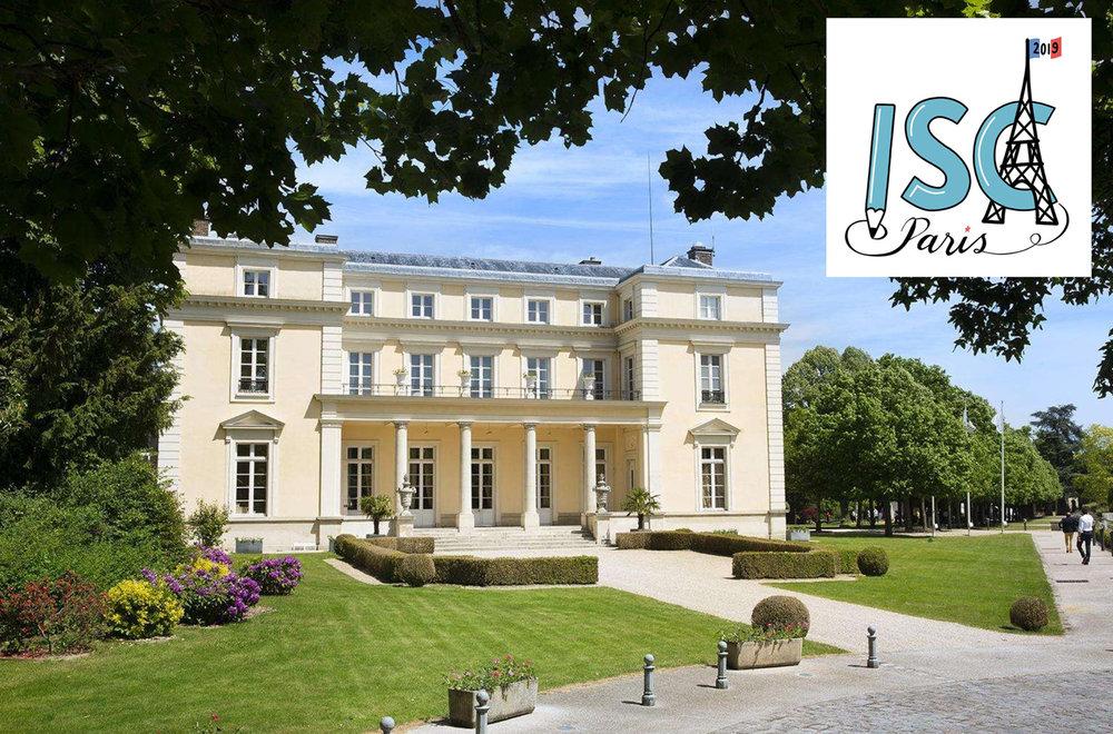 BNP Paribas Campus de Louveciennes, site of International Sketchnote Camp 2019.