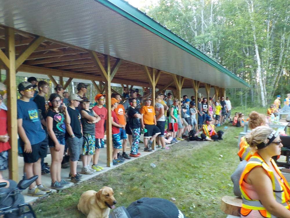 open to youth members - The Devon Fish & Game Club sponsors two youth annually to attend this summer camp. Kids learn survival skills, wilderness first aid, boater safety, firearms safety, hunter education, and so much more! The kids have a blast and develop an appreciation for nature and wildlife while learning some valuable skills!