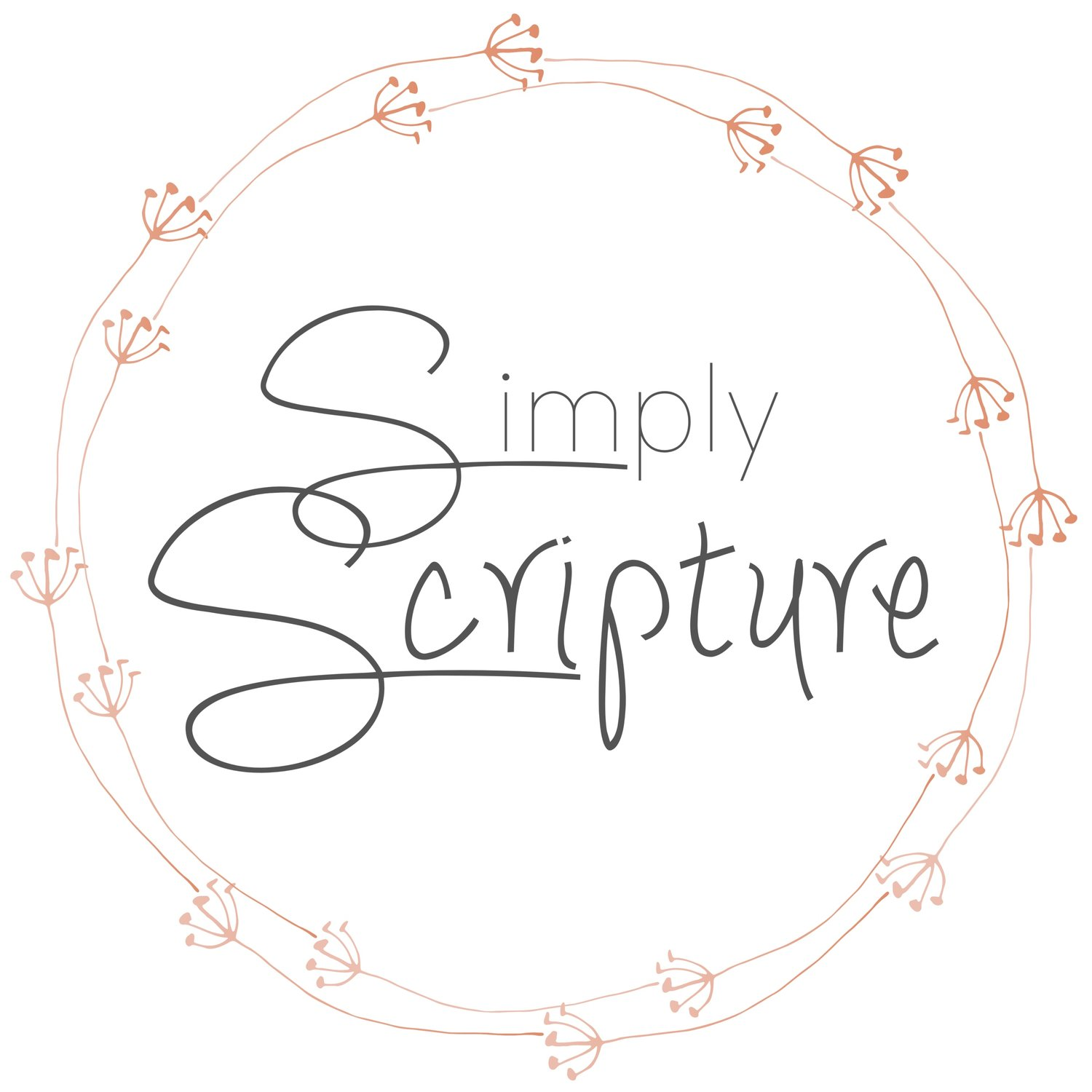 Simply Scripture
